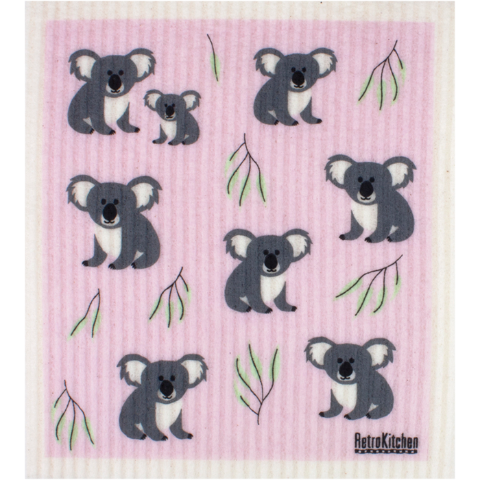 RETROCLOTH Dishcloth Koala x 1