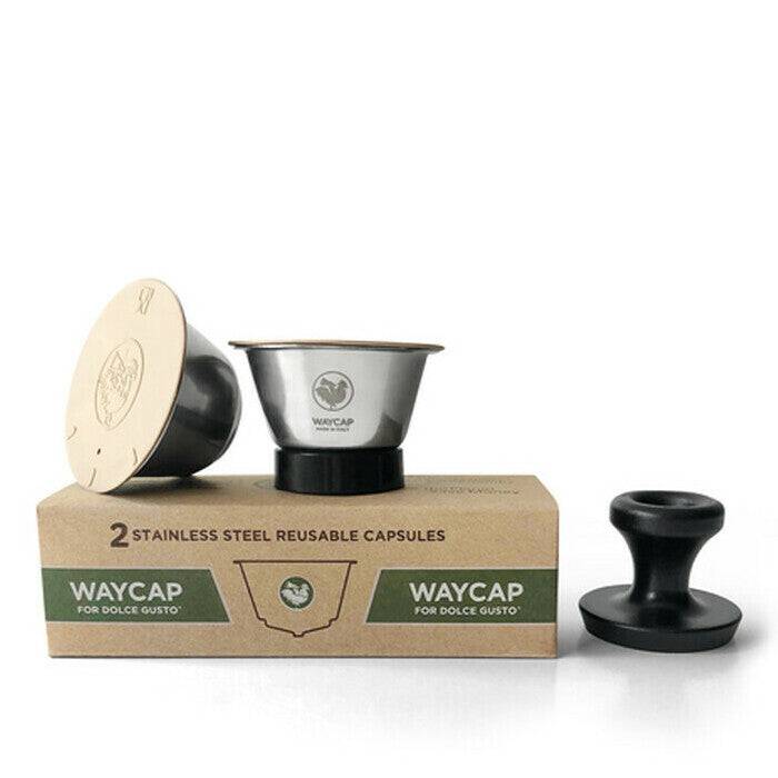 WAYCAP Two Pack (For Dolce Gusto®)
