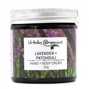 URTHLY Lavender & Patchouli Hand and Body Cream