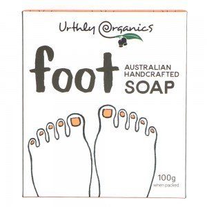 URTHLY Foot Soap