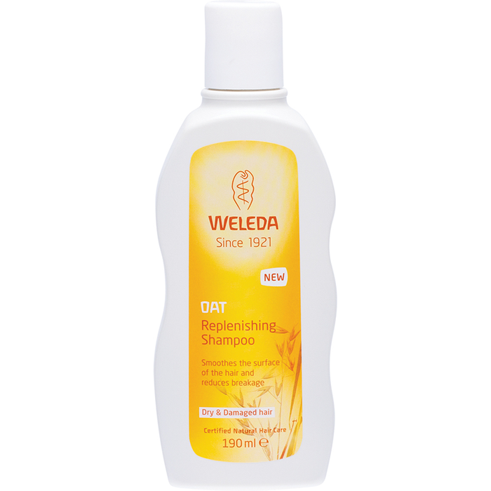 WELEDA Replenishing Shampoo Oat 190ml