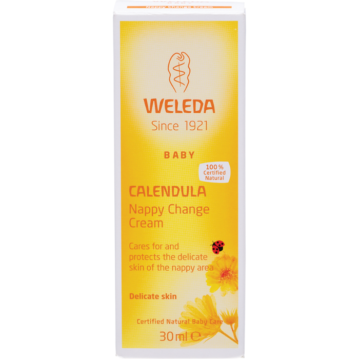 WELEDA Calendula Nappy Change Cream - 30ml