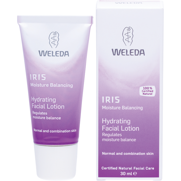 WELEDA Hydrating Facial Lotion Iris 30ml