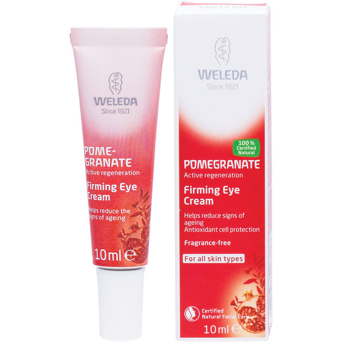 WELEDA Fiming Eye Cream Pomegranate 10ml