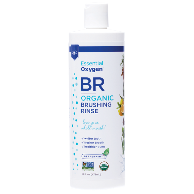 ESSENTIAL OXYGEN Brushing Rinse 480ml