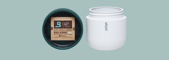 best weed containers with boveda