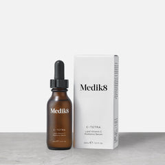 C-Tetra® by Medik8.  A antioxidant vitamin C for brightening skin.