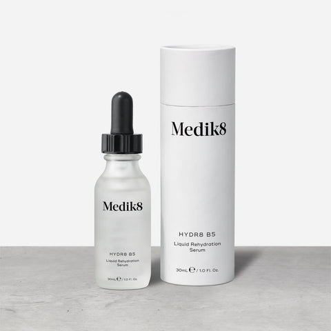 Hydr8 B5™ by Medik8. A Liquid Rehydration Serum