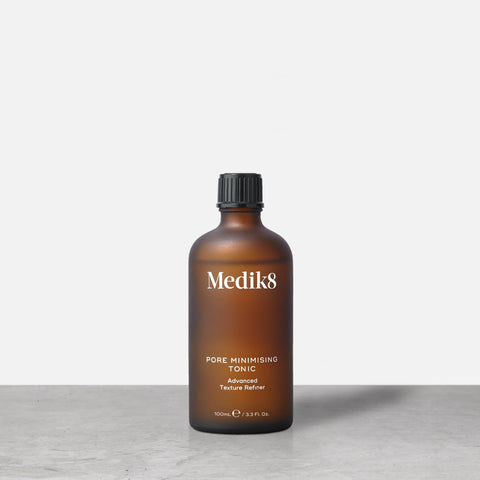 Pore Minimising Tonic™ by Medik8. An Advanced Texture Refiner.