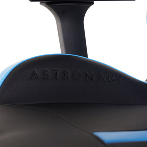 Astronaut - Black/Blue (Vegan Leather)