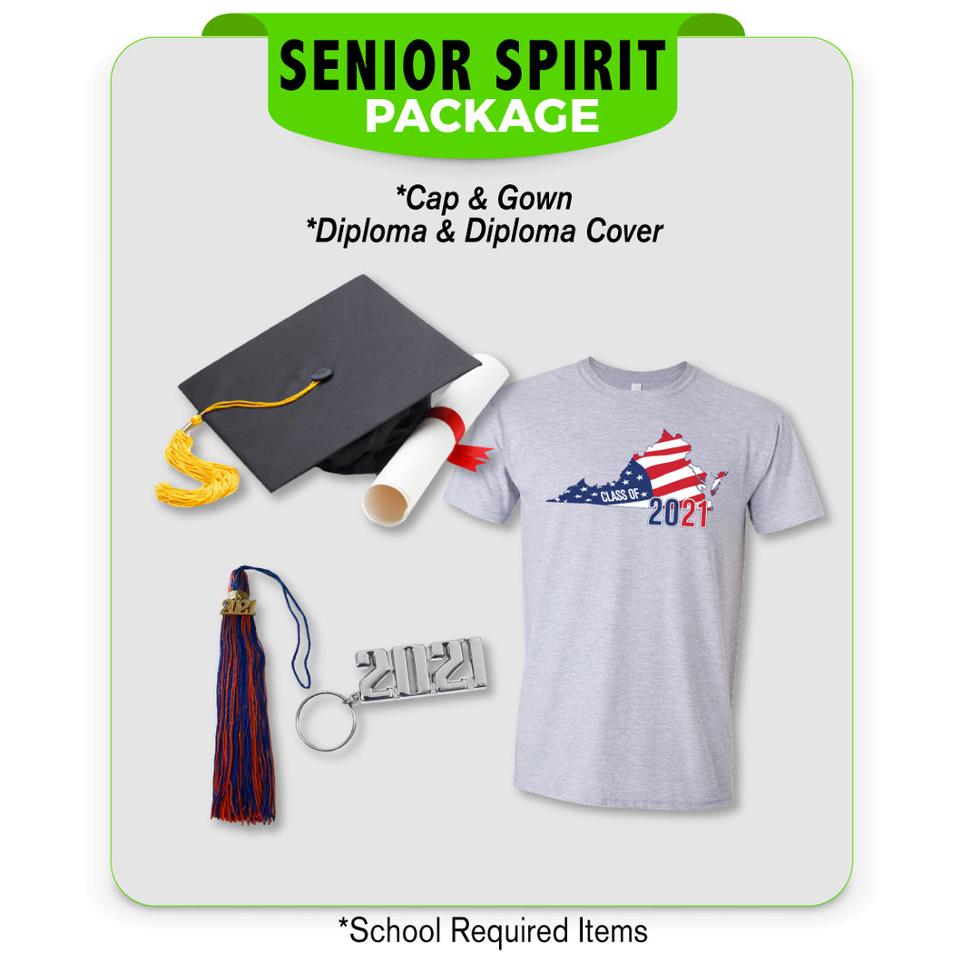 Senior Spirit Package
