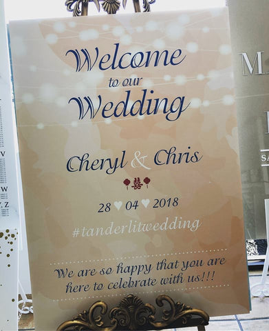 Cheryl Welcome Board