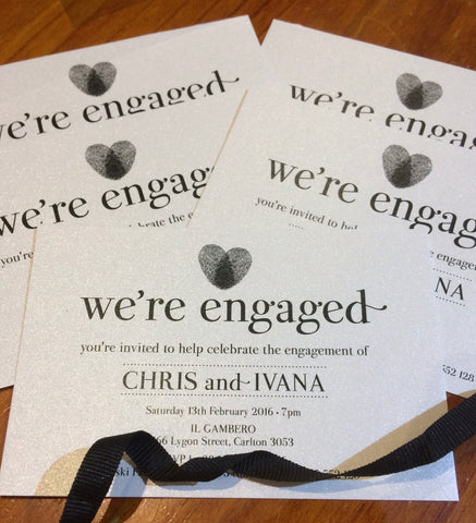 Engaged: Chris & Ivana