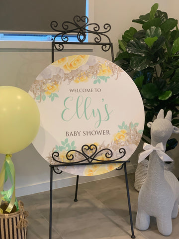 Elly's  Baby Shower