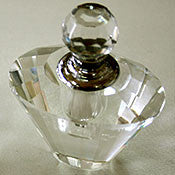 Crystal Deco Perfume Bottle