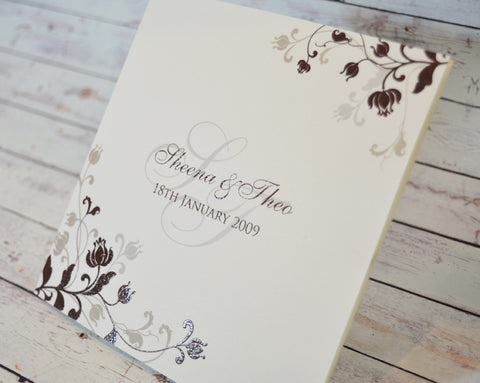 Huckleberry Friend - Wedding Invite