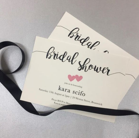 Kara's Bridal Shower