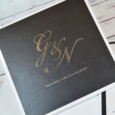 Love Story - Wedding Invite