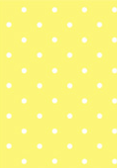 Itsy Bitsy Yellow Metallic 120gsm A4 Paper