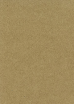 Kraft Brown 190gsm A4 Paper