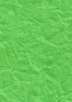 Crinkled Lime Green 120gsm A4 Paper