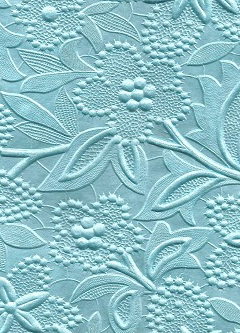 Bloom Baby Blue Pearlised 150gsm A4 Paper