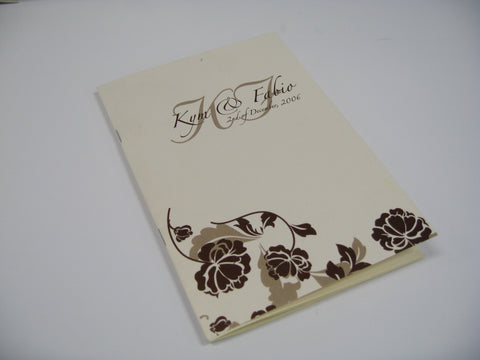 Simply Roses - Hymn Booklet
