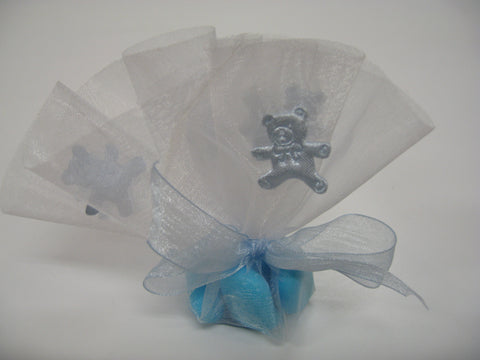 Tulle with Teddy Bears