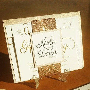 Custom wedding invitations online wedding stationary tagged 1c classic true love solutioingenieria Image collections