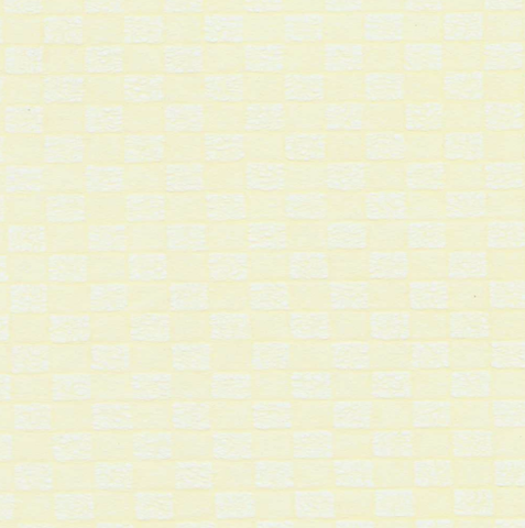 Wa Lace Grid Lemon 20gsm A4 paper