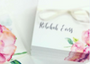 1E.  Floral Charm - Placecards