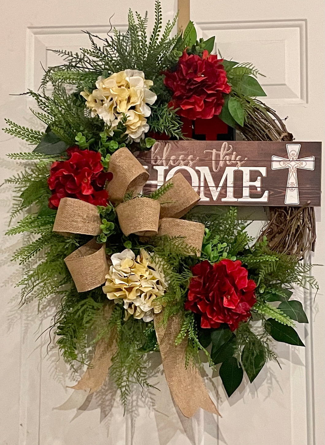 Grapevine Wreath