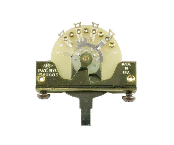 Switch - 5-way switch w screws for Strat - CRL
