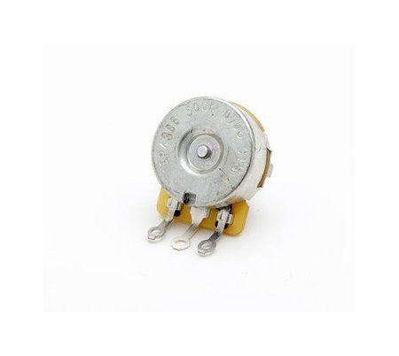 Potentiometer - 500K audio pot CTS split knurled shaft - vintage style