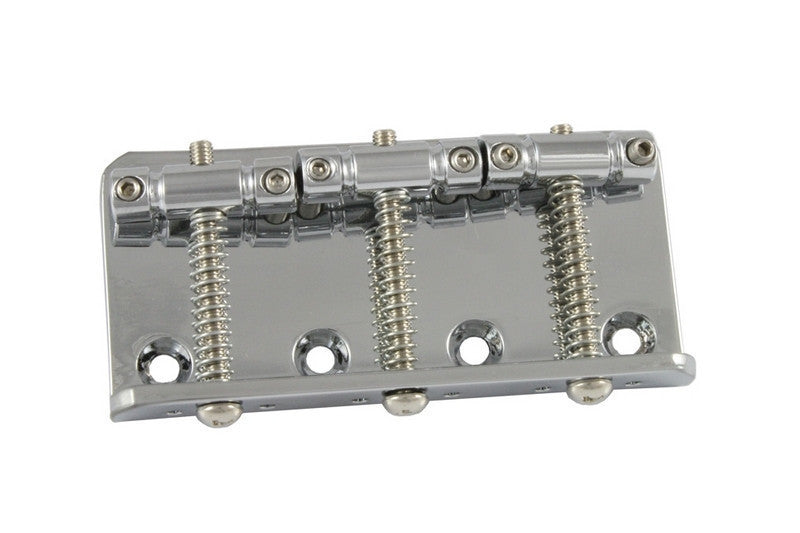 Guitar bridge - Non tremolo bridge for Duo Sonic® - 3-saddle