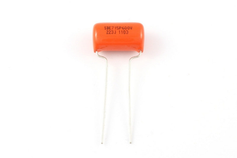 Capacitor - Orange Drop - 600v