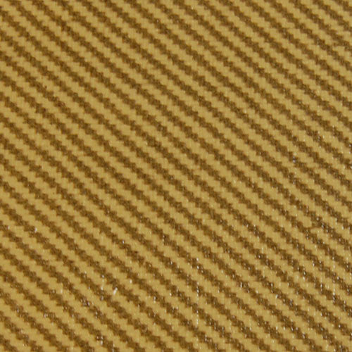 Amp tolex - Tweed pattern lite brown striped / 54'' W