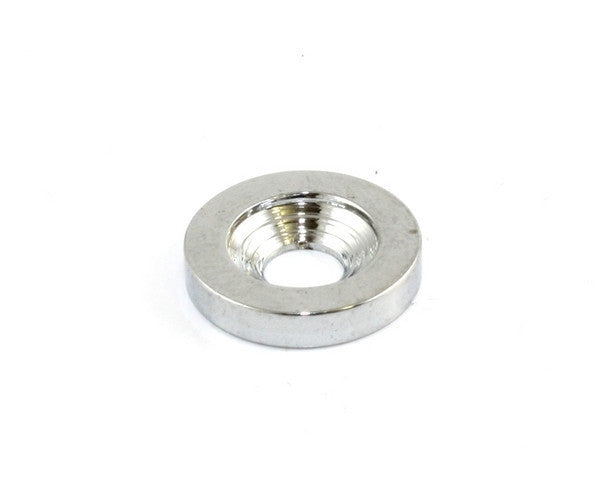 Recessed neck screw bushings