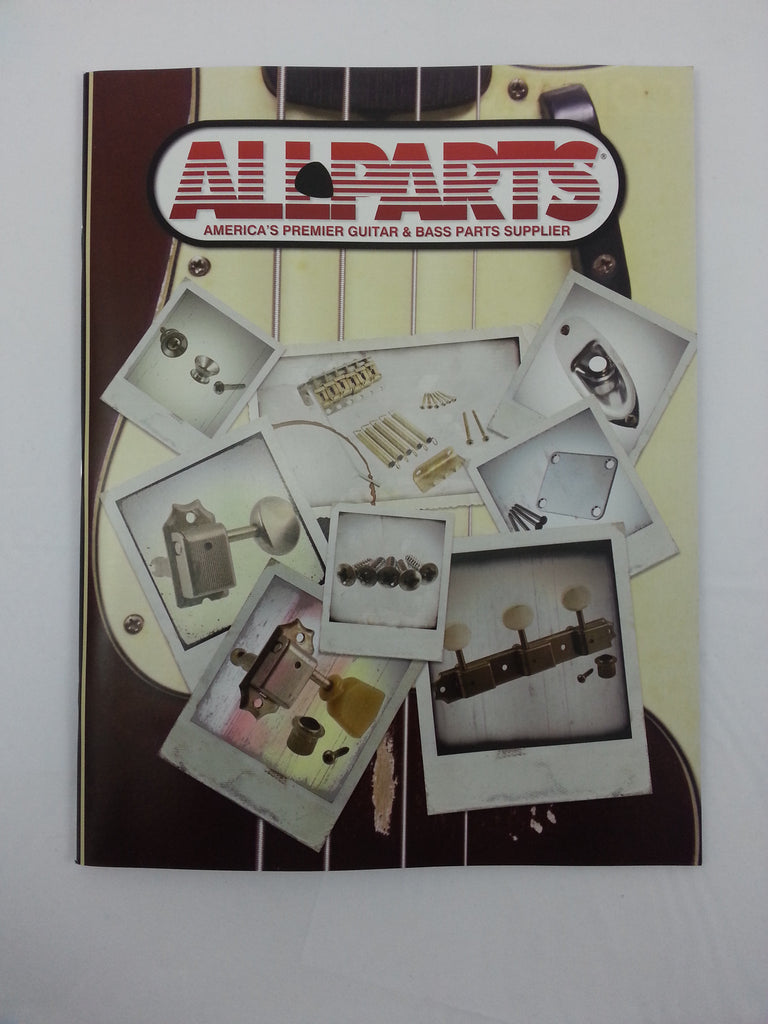 Allparts colour catalogue