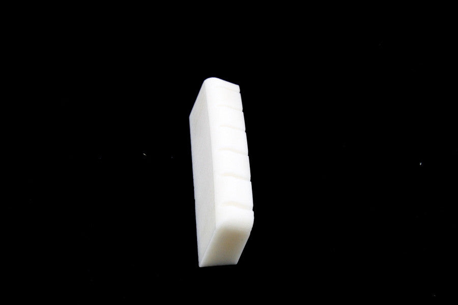 Bone nut blank for Martin® - slotted