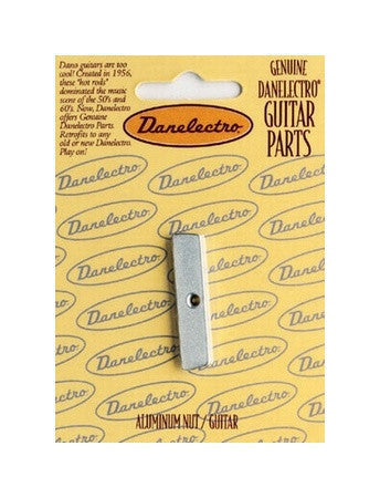Aluminum nut for Danelectro® guitar