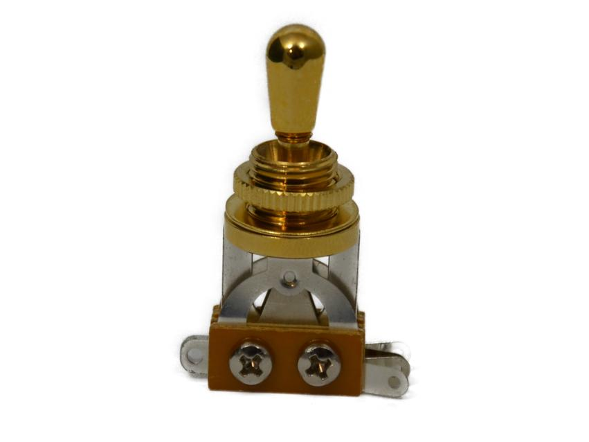 Switch - toggle switch - short straight - economy - click for colour options