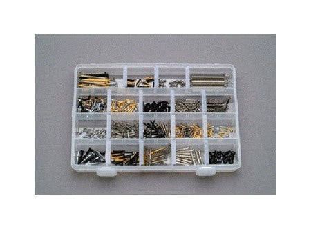 Screw assortment kit - for guitar & bass - essential for any repair shop or luthier!