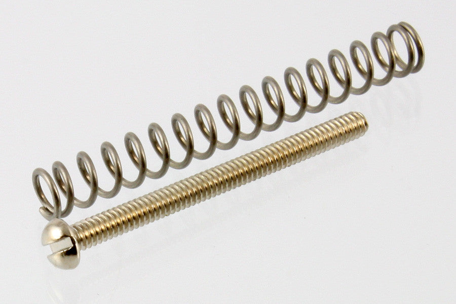Pickup mounting screws for humbucker - US thread - slot head