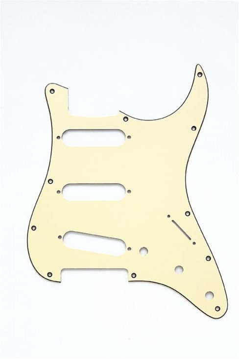 Pickguard for Strat - 11 screw holes