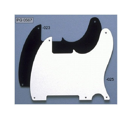 Pickguard for Esquire  - 5 screw holes