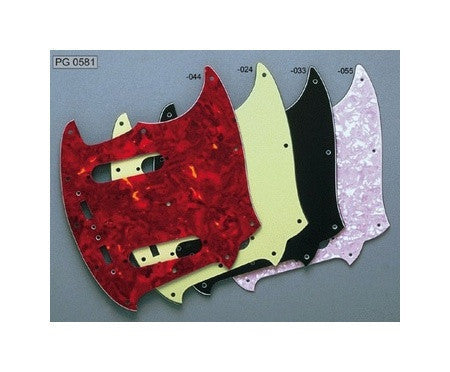 Pickguard for Mustang