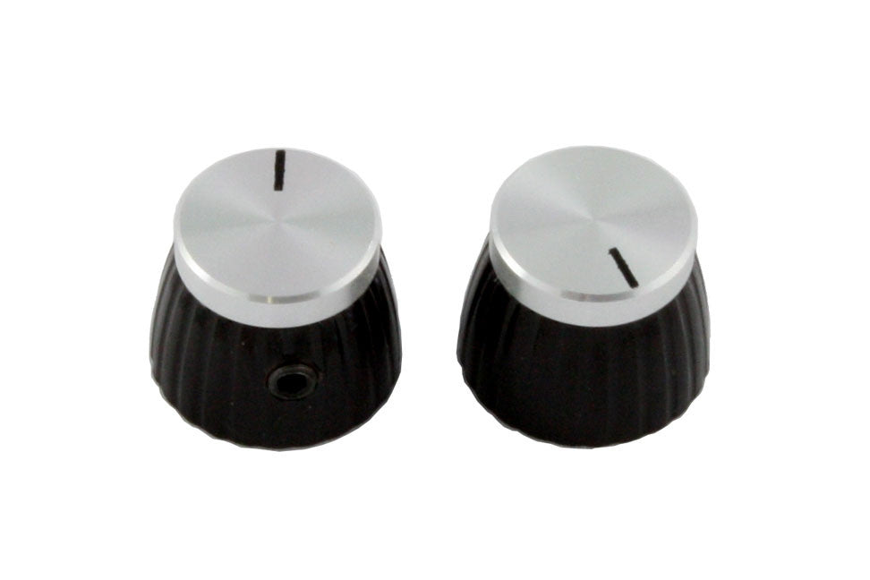 Marshall Chrome Top Knobs (set of 2) - click for colour options
