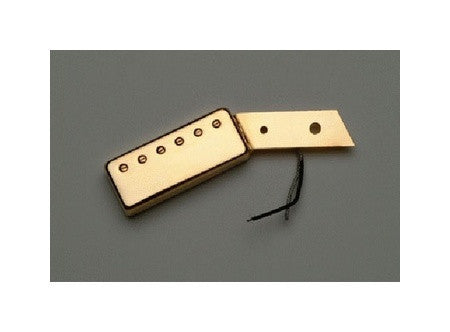 Jazz guitar mini humbucker pickguard mount  neck position