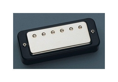 Mini humbucker w  cover & adjustable pole pieces